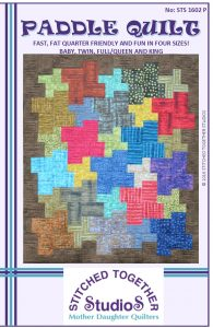Paddle Quilt STS 1602 P